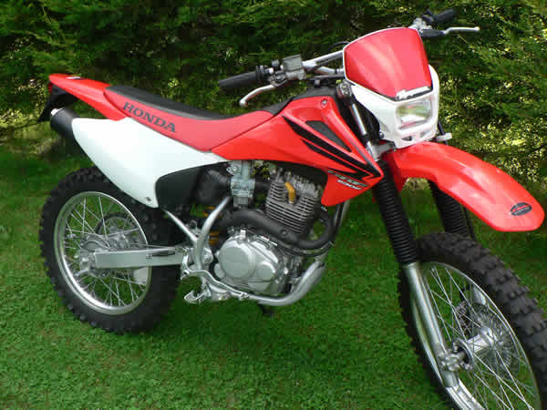 Stock XC Kit - To Fit Honda CRF230