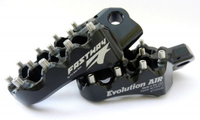 Evolution Air Footpegs